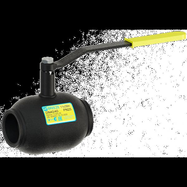 Кран шаровый муфтовый 11с39п (939п1)